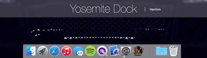 Yosemite Dock