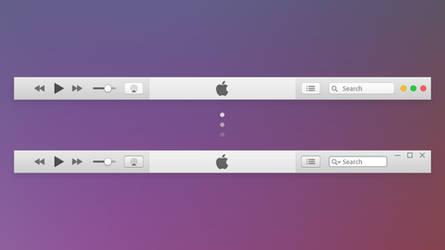 iTunes Yosemite - Windows