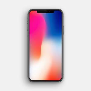 iPhone X Edition PSD