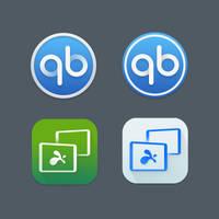 qBittorrent / Splashtop Icon (Win)