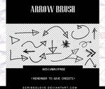 +Arrow Brush|FREE
