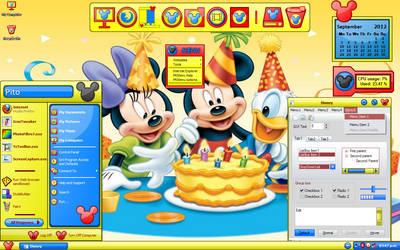 Disney VS for XP by pito0747
