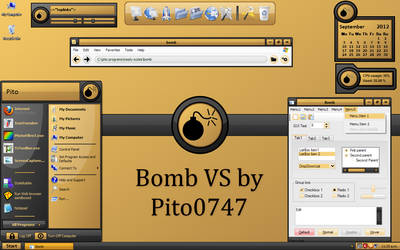 Bomb for XP by pito0747