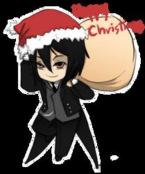 sebastian christmas by malengil