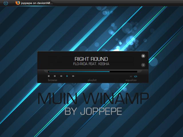 Muin Winamp by joppepe