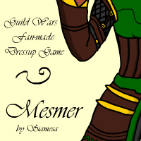 Mesmer Dress Up by Siamesa