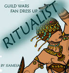 Ritualist Dress Up Game