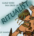 Ritualist Dress Up Game