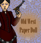 Western Paper Doll