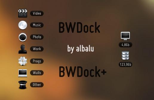 BWDock by albalu
