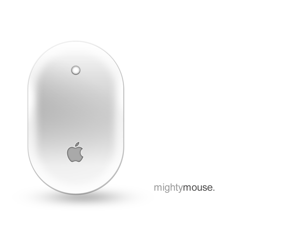 mighty mouse by knockeren