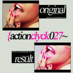 Actions Clyck 027