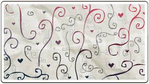 Hand Drawn Swirls by ammmy