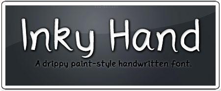 Inky Hand