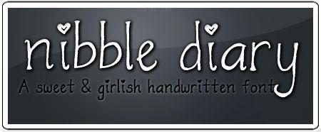 Nibble Diary