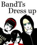 Band merch Dress up