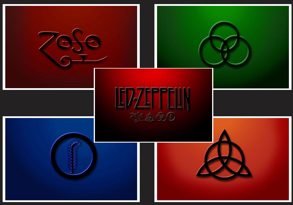 Led Zeppelin Wallpapers by MajuCastilloDL