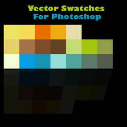 Vector swatches