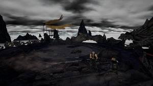 Grey Cloud Dragons Nest Stage Mod