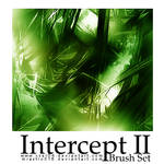 Intercept II Brush Set