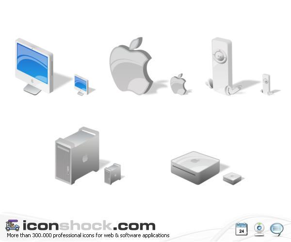 icones mac