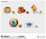 Kids web  icons