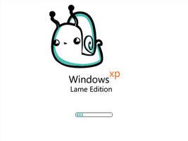 Windows XP Lame Edition by fox34