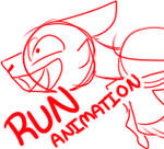 Run Animation Test