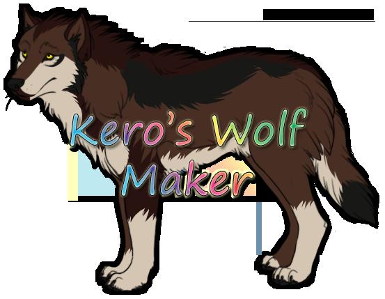 Kero's Wolf Maker v.1.0 by Lenval