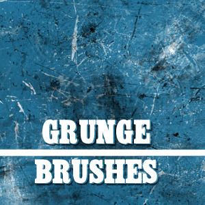 grunge brushes by maklington