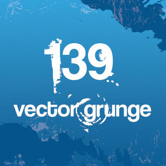 139 Grunge Vector Shapes by ardcor