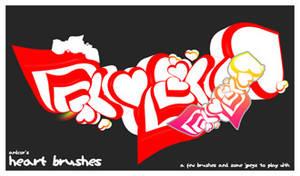 Ardcor's Heart brushes
