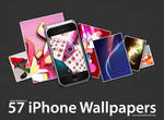 57 iPhone iPod Touch Walls