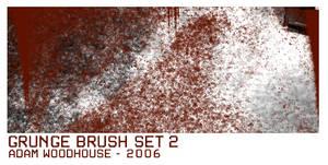 Grunge Brush Set 2