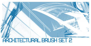 Architectural Brush Set 2