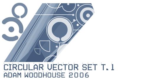 Circlular Vector T.1 Set