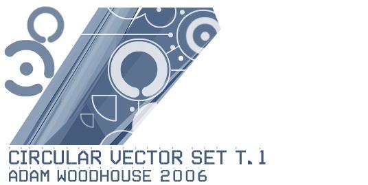 Circlular Vector T.1 Set by ardcor