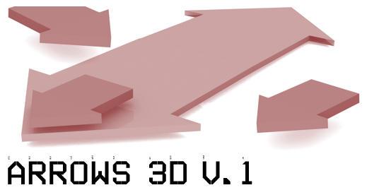 3D arrows by ardcor