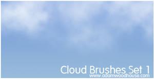 Cloud Brush Set 1 SAMPLER