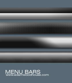 Menu Bar Set 1 Sampler