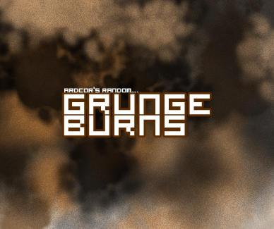 Grunge Burns SAMPLER by ardcor