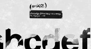 Grunge Alphabet Set 2