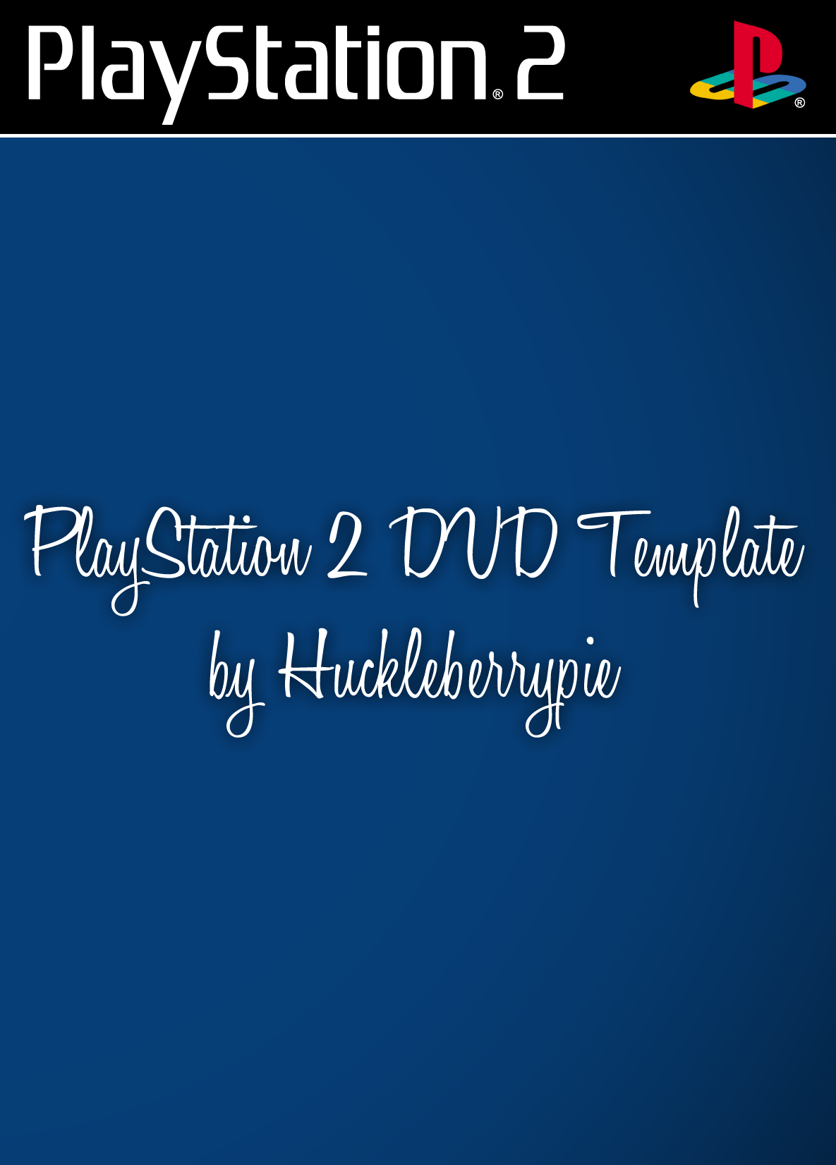 Playstation 2 dvd template by huckleberrypie on deviantart playstation 2 dvd template by huckleberrypie playstation 2 dvd template by huckleberrypie maxwellsz