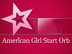 American Girl Start Orb by huckleberrypie