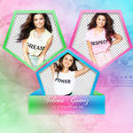 +Photopack Png: Selena Gomez