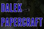 Dalek Papercraft - Blue by Audrey-2