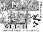 Pagan Medieval Brushes 3.0