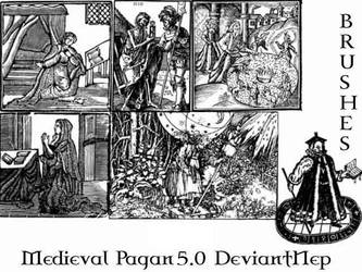 Pagan Medieval Brushes 5.0 by DeviantNep