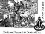 Pagan Medieval Brushes 5.0