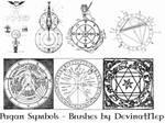 Pagan Symbols Brushes 3.0